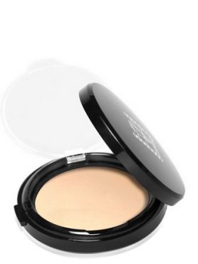 Make-Up Atelier Paris Compact Powder CPD Honey Пудра компактная запаска, (золотистая) медовая