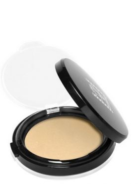 Make-Up Atelier Paris Mineral Compact Powder Gilded PM2Y Yellow clear 2 Пудра компактная минеральная запаска 2Y светло-золотистая