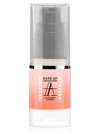 Make-Up Atelier Paris HD Pearled Fluid Blush AIRLI3 Mango Румяна-флюид HD сияющие манго