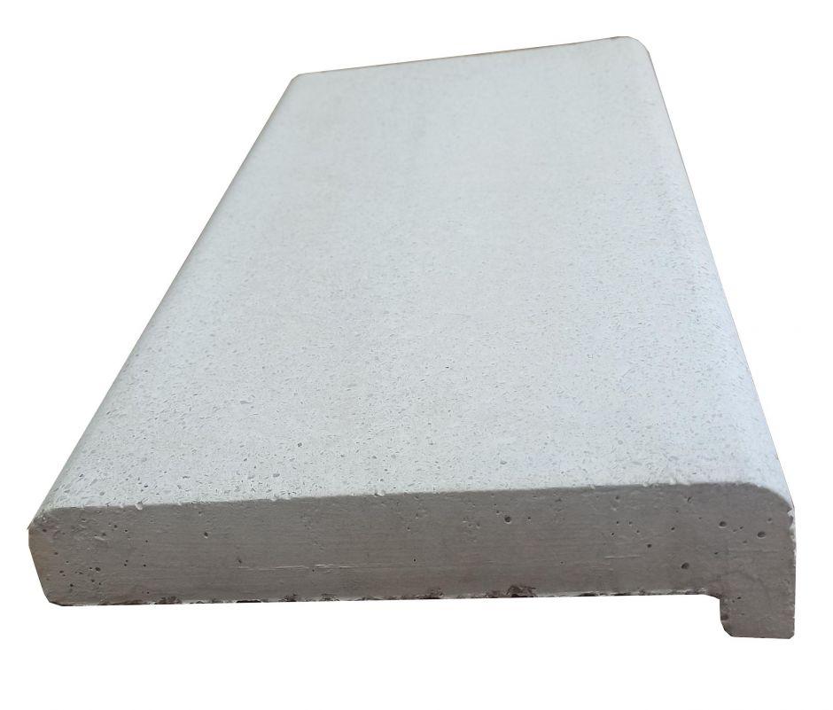 Копинговый (бортовой) камень Г-образный