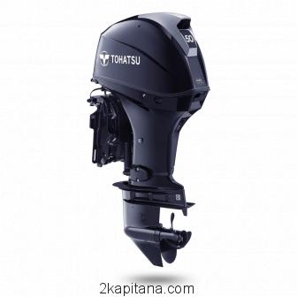 Лодочный Mотор Tohatsu (Тохацу) MFS 50 A ETL