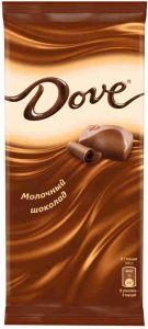 Шоколад DOVE Молочный 90г