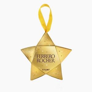 Набор конфет FERRERO ROCHER Звезда 40г