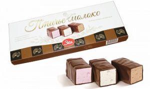 Набор конфет ПТИЧЬЕ МОЛОКО Десертный Зея БКФ 160г