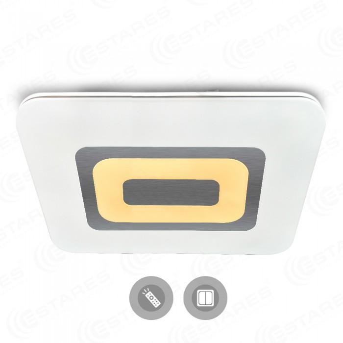 Светильник светодиодный Estares QUADRON DOUBLE 136W