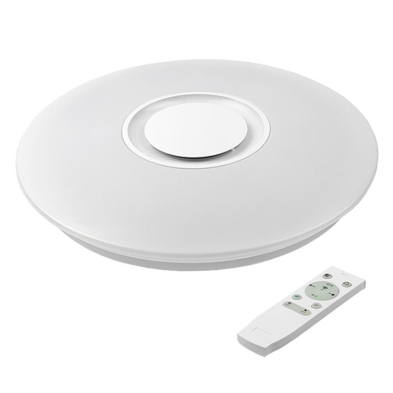 Светильник 36Вт с динамиком General GSMCL-031-Smart-36-App Afalina декоративный управляемый