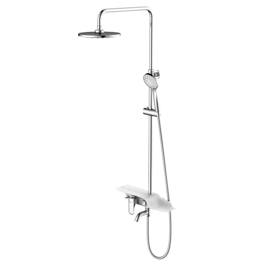 Душевая система Lemark Tropic LM7003С для ванны и душа (LM7003C)