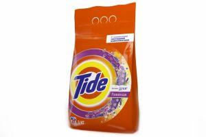 Порошок стиральный Автомат TIDE Lenor Лаванда 3000г