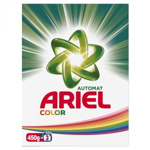 Порошок стиральный Автомат ARIEL Color де Люкс 450г