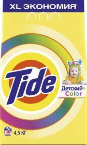 Порошок стиральный Автомат TIDE 1500гр Color