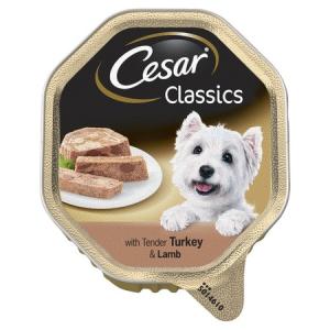 Корм для собак CESAR 150г Паштет индейка/ягненок