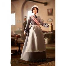 Коллекционная кукла Барби Флоренс Найтингейл - Florence Nightingale Barbie Inspiring Women Doll