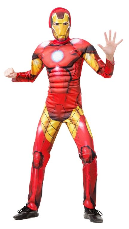 Детский костюм Красного Железного человека