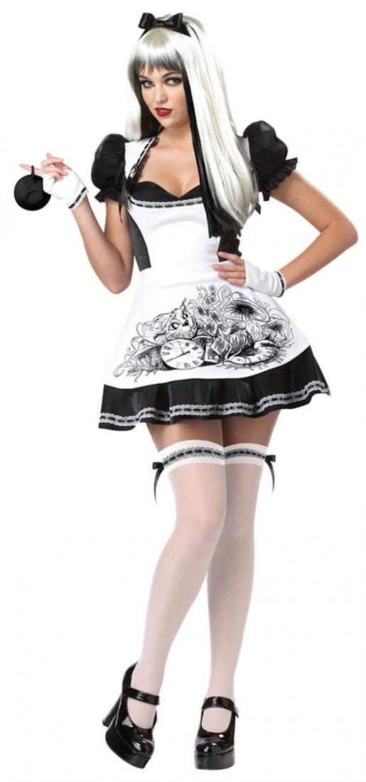 Костюм разгульной Алисы