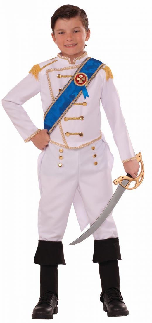Детский костюм прекрасного принца