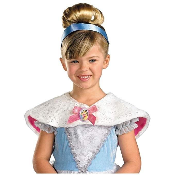 Детская пелерина Принцессы