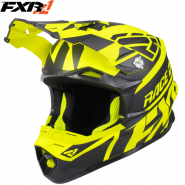 Шлем FXR Blade 2.0 Race Div - Black Hi-Vis