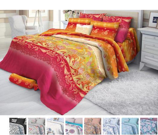 """Постельное белье """"Verossa Constante"""" Сатин Роял 2-спальный комплект (наволочки 70х70)"""