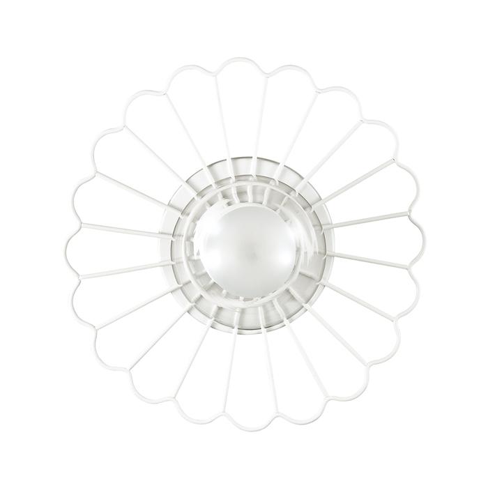 Светильник LUMION 3780/1W 1*40W белый