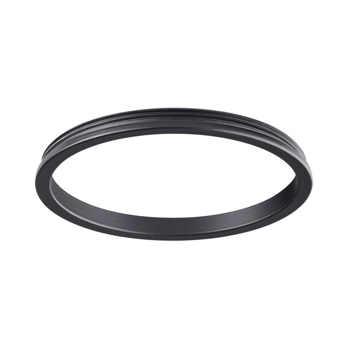 Внешнее декоративное кольцо NOVOTECH 370541 NT19 033 черное к арт. 370529 - 370534