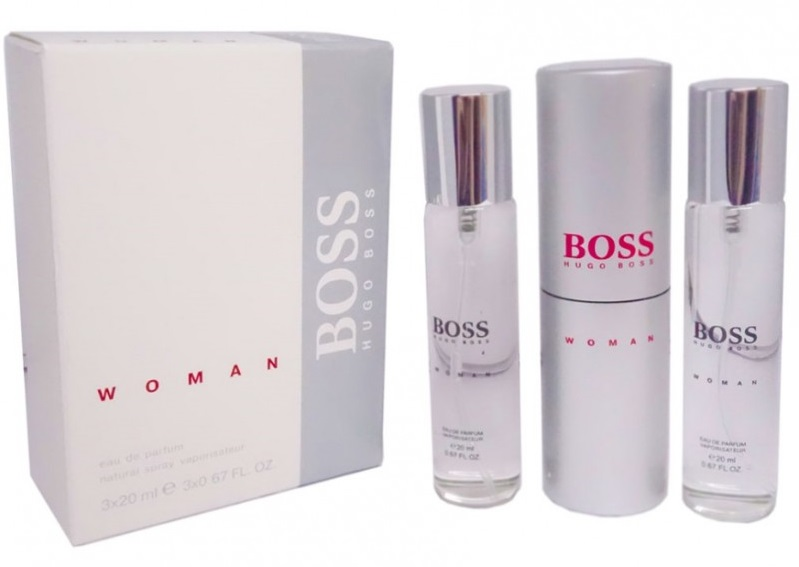 Hugo Boss Boss Woman 3х20 мл
