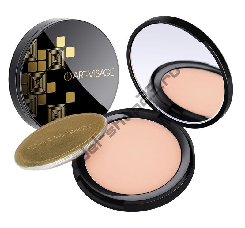 ART-VISAGE - Perfect Skin пудра для жирной и комбинированной кожи