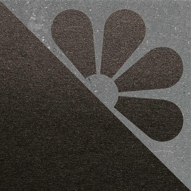 SBD041/SG1591   Декор Матрикс серый тёмный