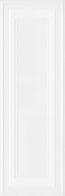 14008R   Монфорте белый панель обрезной