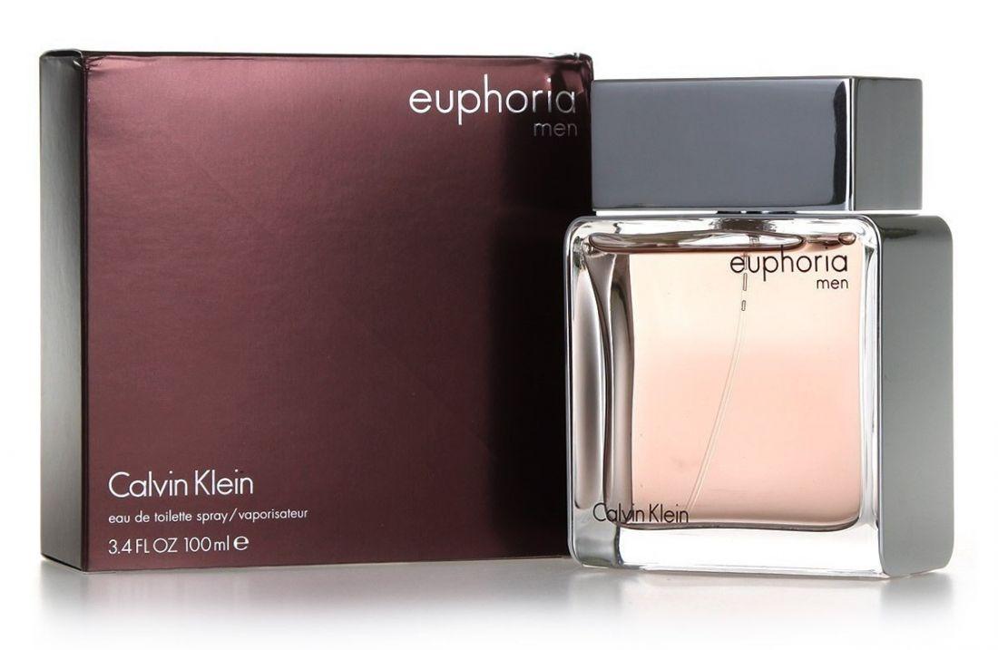 CALVIN KLEIN Euphoria (т) м 100 ml