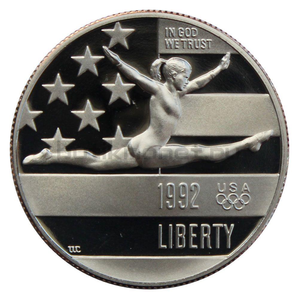 50 центов 1992 США XXV летние Олимпийские Игры в Барселоне