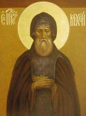 Икона Михей Радонежский преподобный