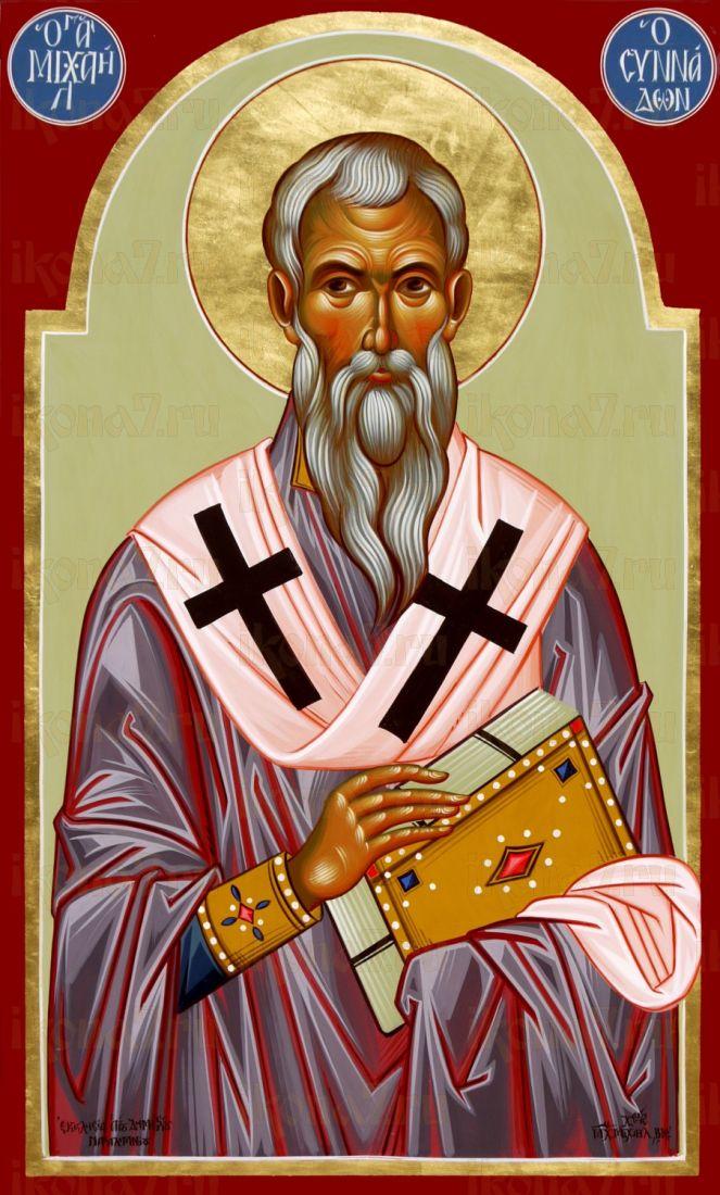 Икона Михаил Синадский преподобный