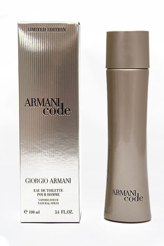 GIORGIO ARMANI Code Edition, 75 ml