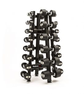 Стойка для хранения гантелей Reebok Dumbbell Rack RSRK-6DB