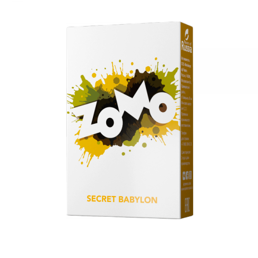 Zomo Secret Babylon