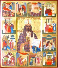 Икона Онуфрий Курский священномученик