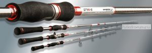 Удилище спиннинговое Sportex STYX  XV 1881. 1.88 m. 19-38 гр