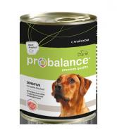 """ProBalance для собак """"SENSITIVE"""", консервы 850 гр"""