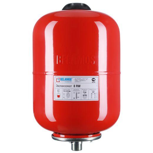 Гидроаккумулятор 8RW красный, подвесной