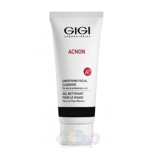 GiGi Мыло для глубокого очищения Acnon Smoothing Facial Cleanser, 100 мл