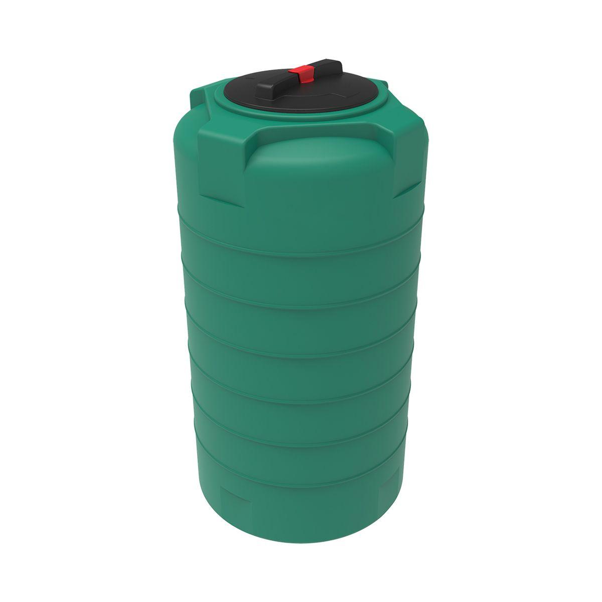 Емкость T 300 литров зеленый