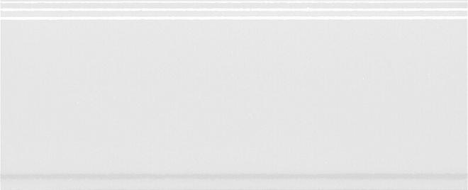 BDA011R | Бордюр Марсо белый обрезной