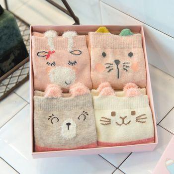 """Носки детские """"Royalgem"""" подарочная коробка №5221"""