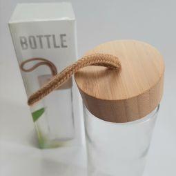 стеклянные бутылки для воды с логотипом