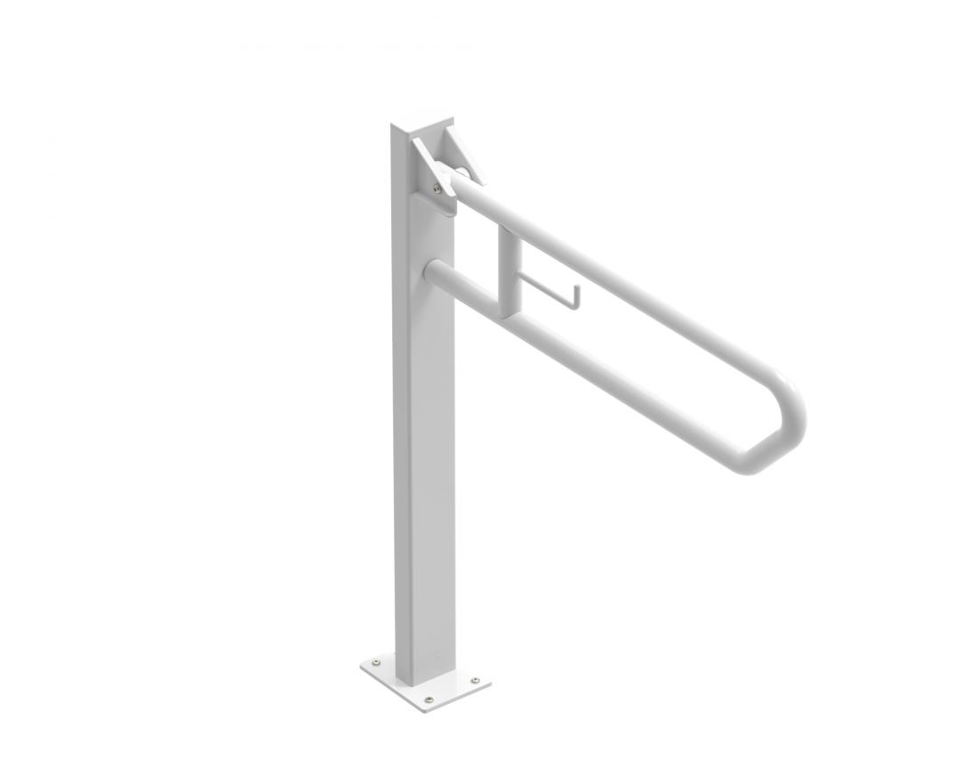 Вертикальный поворотный держатель на столбе