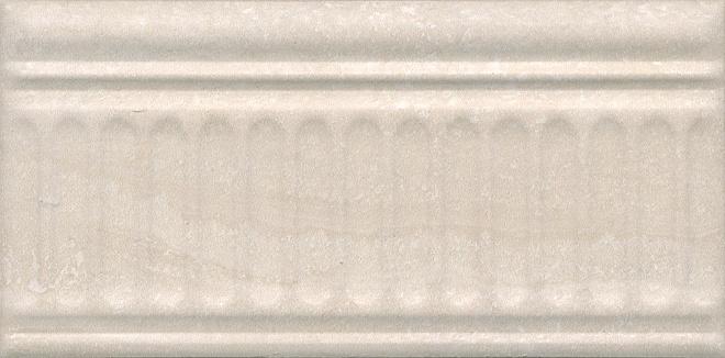 19047/3F | Бордюр Олимпия беж структурированный
