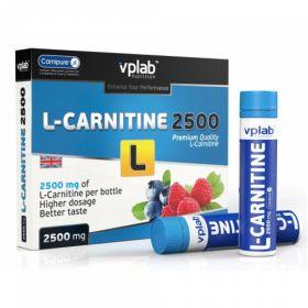 L-Carnitine 2500 mg от VP Laboratory 1 ампула 25 мл