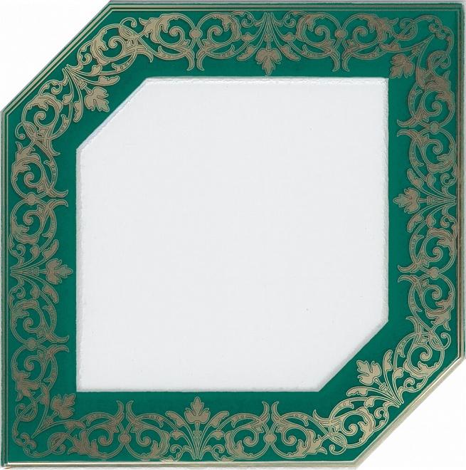 HGD/D250/18000 | Декор Клемансо зеленый