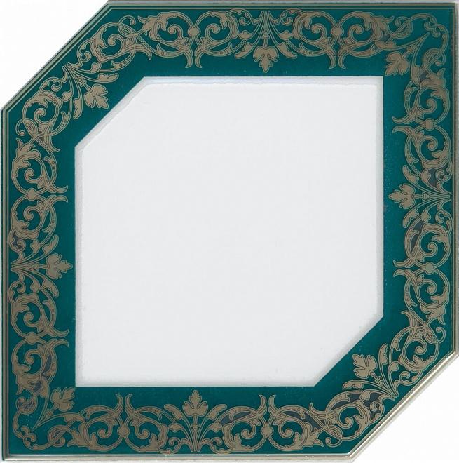 HGD/E250/18000 | Декор Клемансо зеленый темный