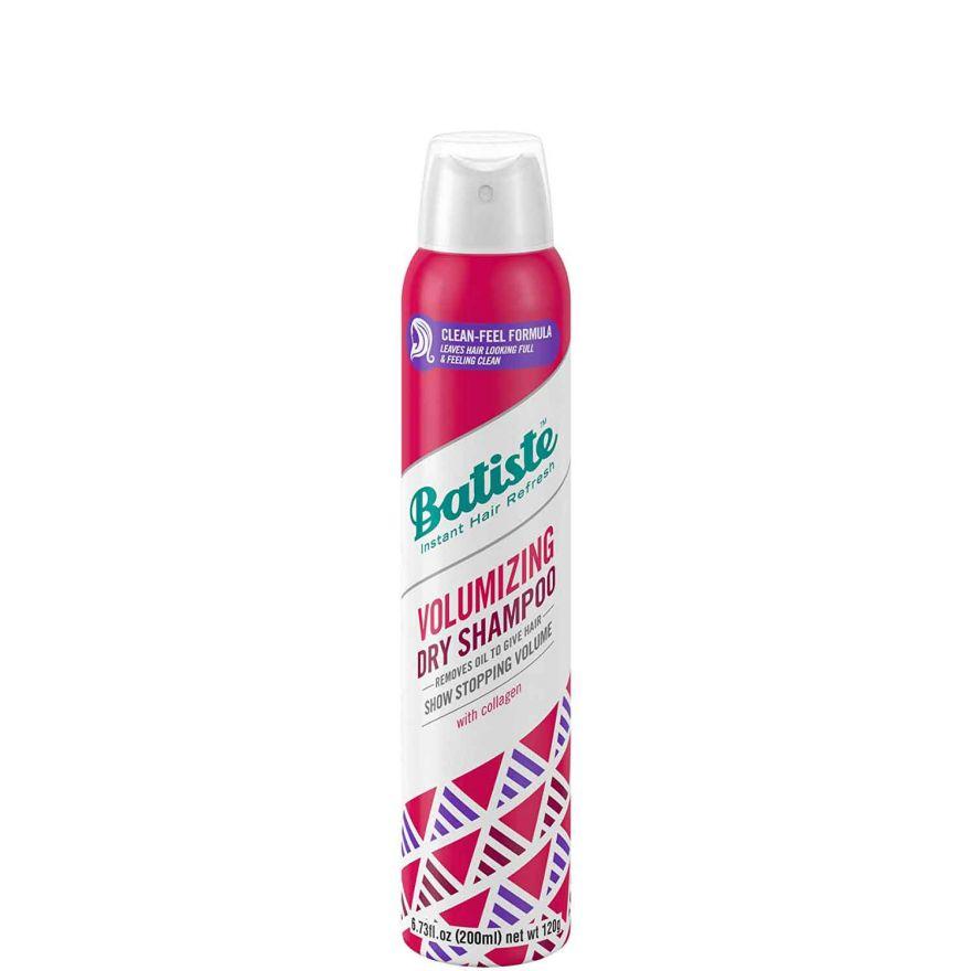 Batiste сухой шампунь с невидимой формулой для объема безжизненных волос Dry Shampoo Volume